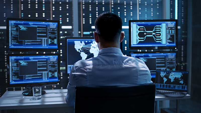 data center facility and security