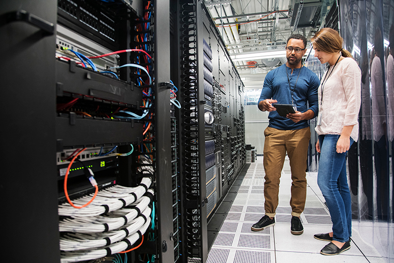 data center standards and compliance