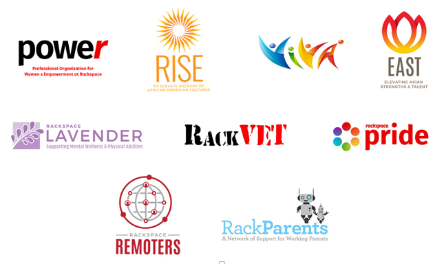 Racker Resource Group logos