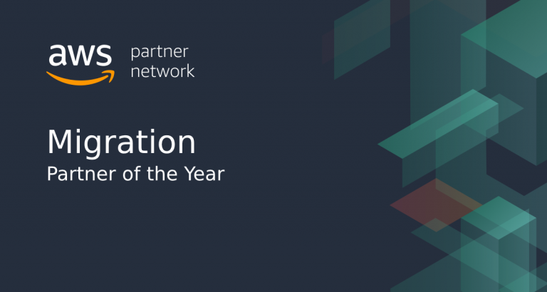 Rackspace Technology Receives 2021 AWS Migration Partner of the Year Award for Canada
