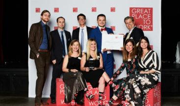 Rackspace auch 2018 bester Arbeitgeber in der Schweiz