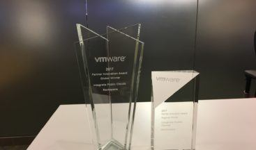 VMware Honors Rackspace for Accelerating Enterprises' Journey to the Cloud