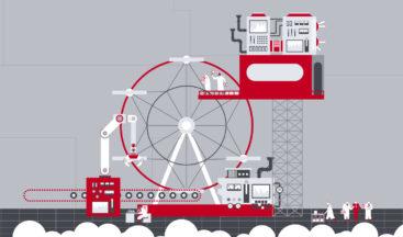 Rackspace-Studie: Industrie will mit Cloud Kosten senken, Effizienz erhöhen und Märkte erschließen