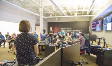 Recognizing Opportunity: Rackspace Security Operations Director Shares Her Journey
