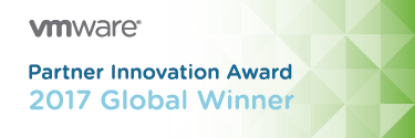 VMware 2017 Partner Innovation Award