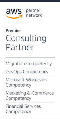 AWS Premier Consulting Partner 2