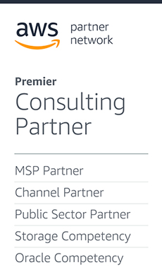 AWS Premier Consulting Partner 1