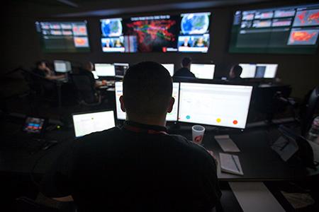 Security & Data at Rackspace