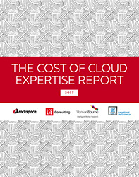 The Cost of Cloud Expertise Report - 2017