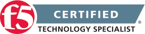 F5 Certified Technology Specialist