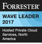 Rackspace is a leader in Hosted Private Cloud Services, North America