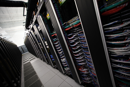 Rackspace Data Centers - Network Infrastructure