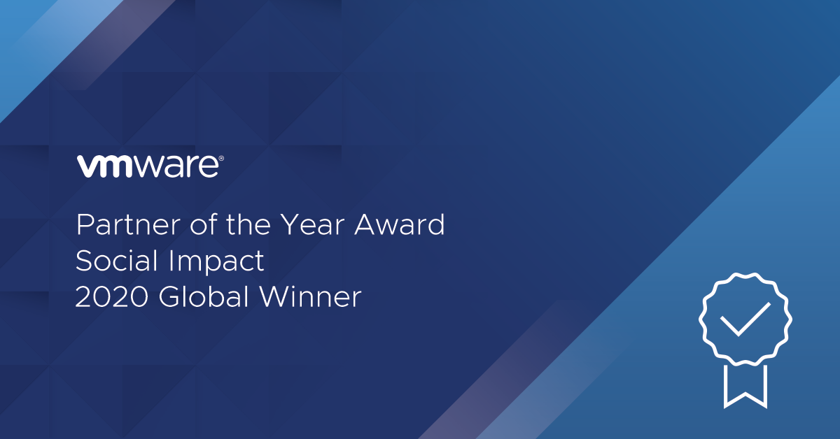VMware Partner of the Year 2020