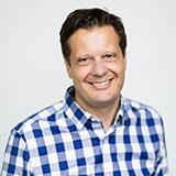 Reinhard Waldinger, VP of Finance, International