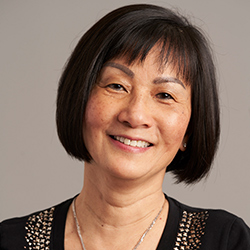 Zarina Lam Stanford, Chief Communications and Marketing Officer