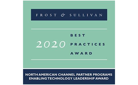 Frost Sullivan Partner Award - 2020