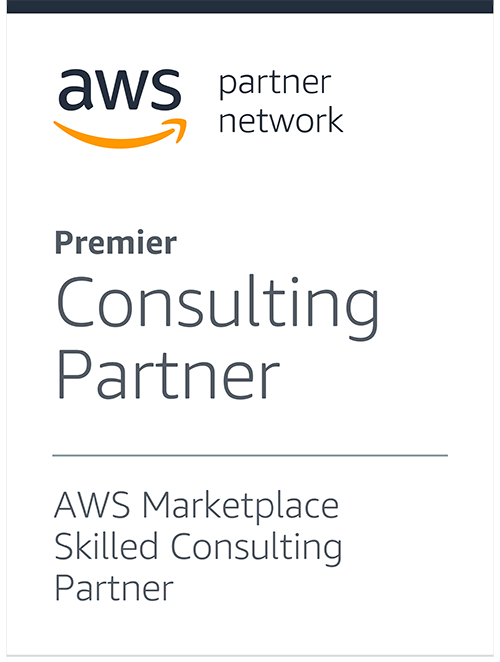 AWS Partner Network - Premier Consulting Partner badge
