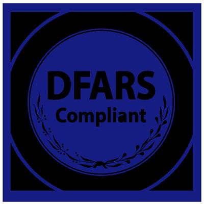 DFARS Compliant logo