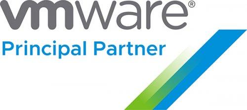VMware principal partner logo
