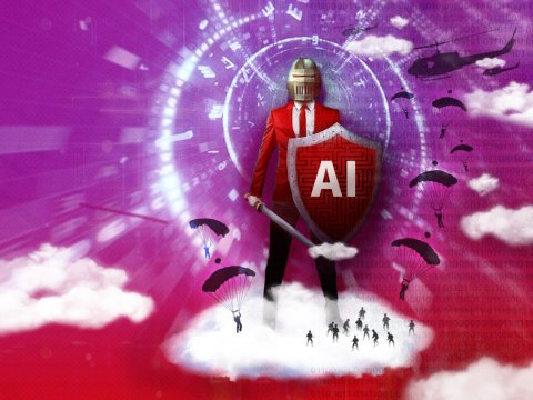 Who will harness AI